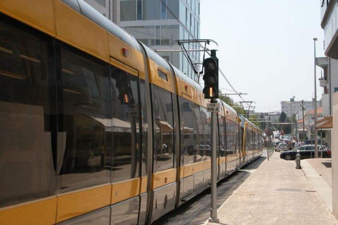 Operação do metro do Porto