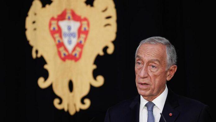 Marcelo Rebelo de Sousa toma hoje posse para segundo mandato