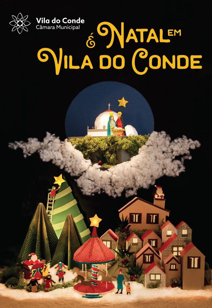 Natal em Vila do Conde