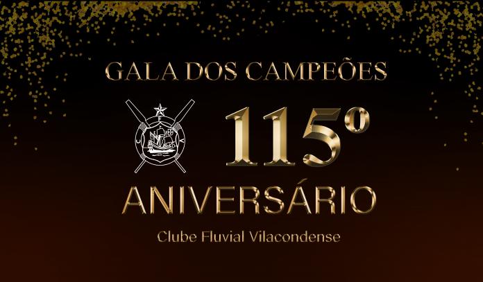 CFV transmite Gala dos Campeões no dia 25 pela internet