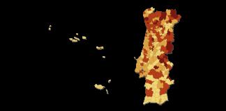 Há 26 concelhos com risco extremo de Covid-19 e Vimioso lidera novamente a lista