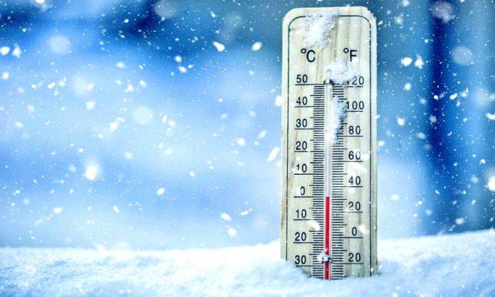 Frio mantém todos os distritos sob aviso amarelo até quarta-feira