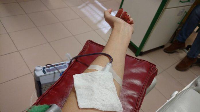 Instituto apela à dádiva de sangue, reservas dão para quatro a 19 dias