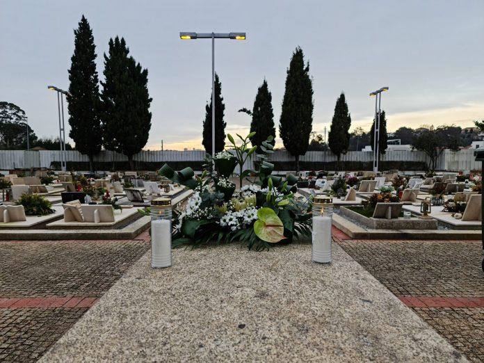 Junta da Cidade da Maia enfeita cemitérios