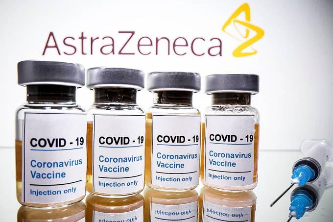 Suspensão da vacina da AstraZeneca atrasa vacinação em duas semanas