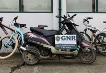 "GNR desmantelou ""gangue das bicicletas"""