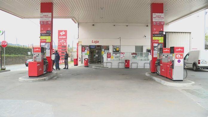 Assalto a bomba de gasolina na Trofa deixa prejuízo de 50 mil euros