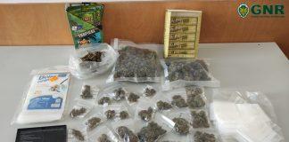 Detido em Vila do Conde com 125 doses de canábis