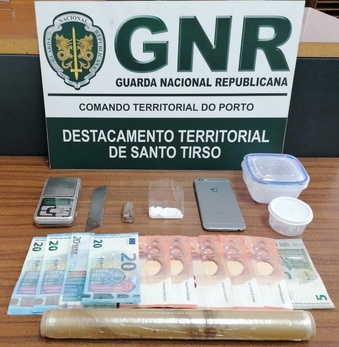 Jovem de 19 anos detido pertencia a rede de tráfico de droga