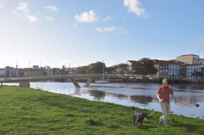 Vila do Conde vai construir ponte pedonal no centro da cidade