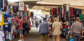 Feiras do concelho de Santo Tirso recomeçam a venda de produtos não alimentares