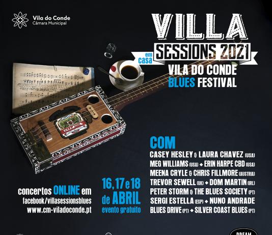 Festival de blues de Vila do conde começa esta sexta