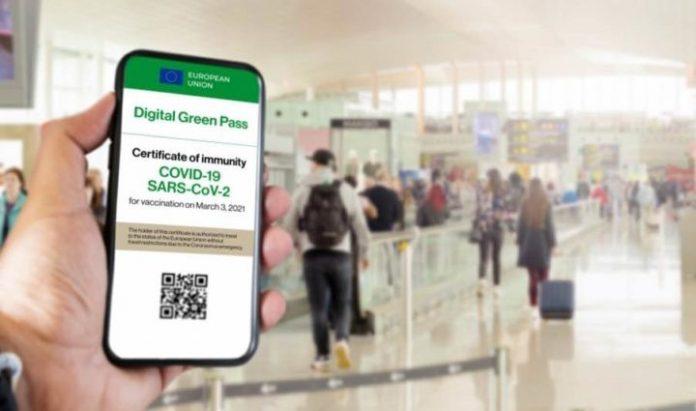 Certificado Verde Digital pode estar operacional na Europa no verão