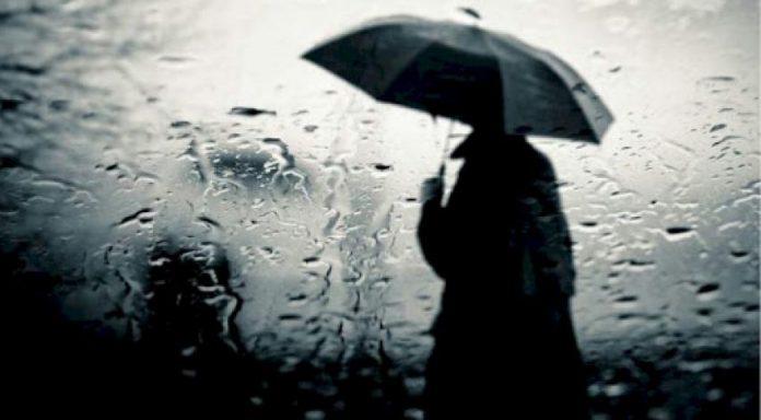 Depressão 'Lola' traz chuva, trovoada e vento ao Norte de Portugal