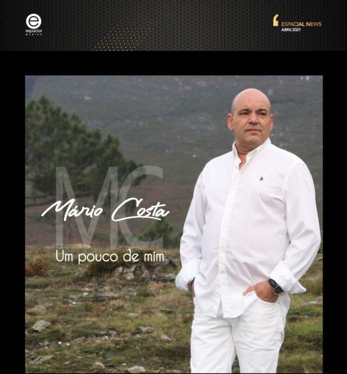 Mário Costa lança EP romântico 'Um pouco de mim'