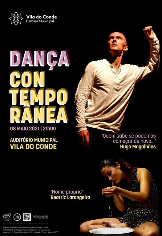 Dança Contemporânea no Auditório Municipal