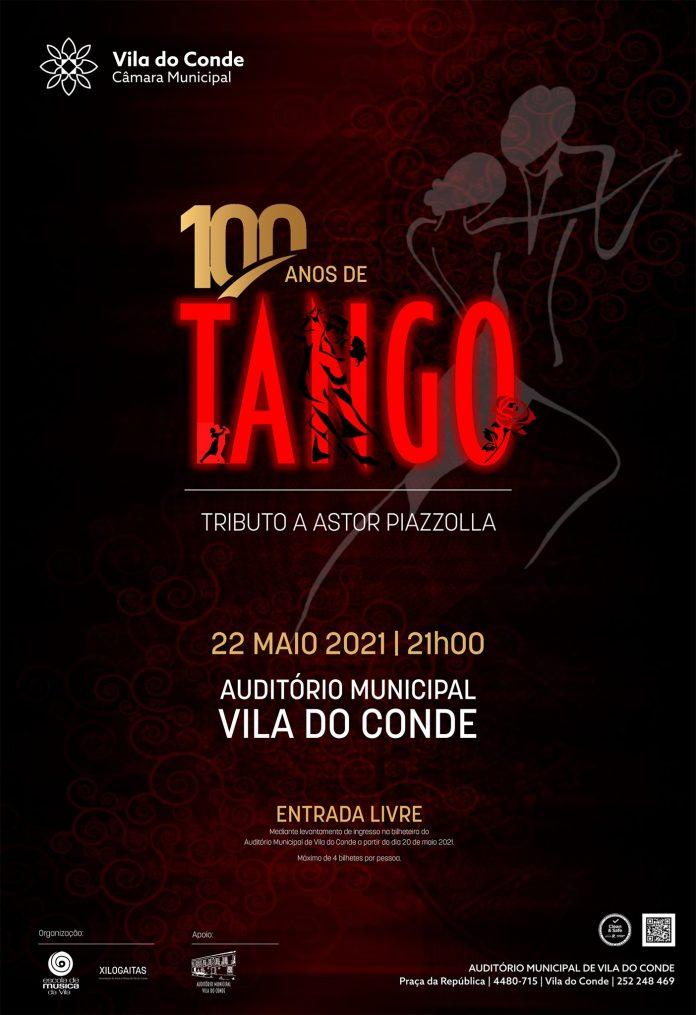 """""""100 Anos de Tango"""" esta noite em Vila do Conde"""