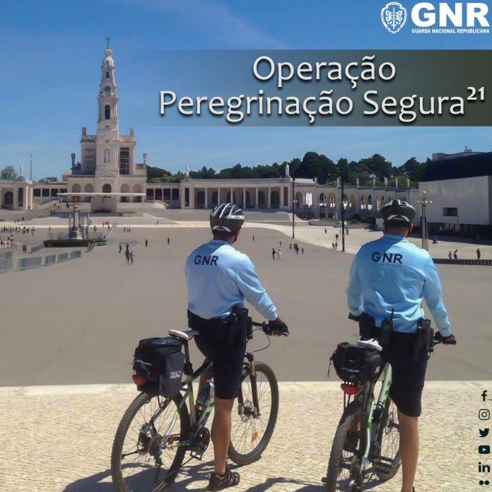 GNR garante segurança das Celebrações da Peregrinação em Fátima
