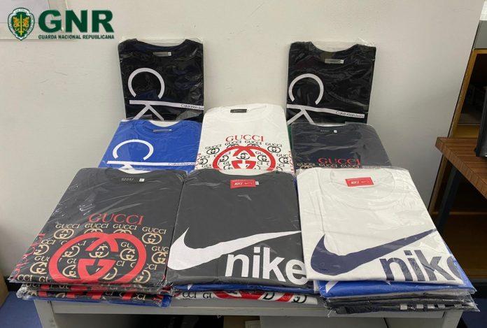 Detido em Gondomar por posse e venda de artigos contrafeitos