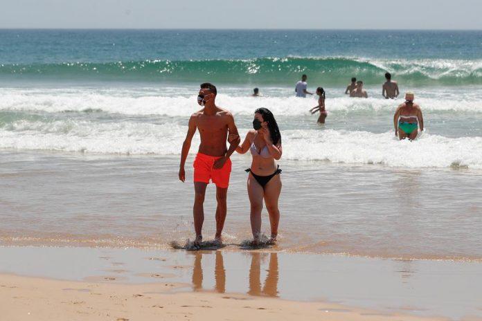 Multas até 100 euros para quem violar regras das praias