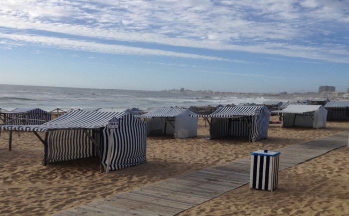 Vila do Conde tem 17.200 lugares na praia