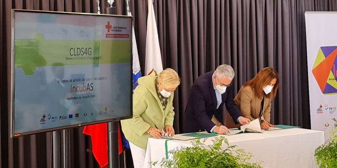 LIPOR, da Póvoa de Varzim e Cruz Vermelha juntas no âmbito do projeto CREW