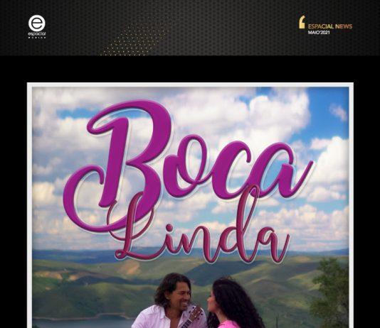 'Boca linda' é novo single de Marcus