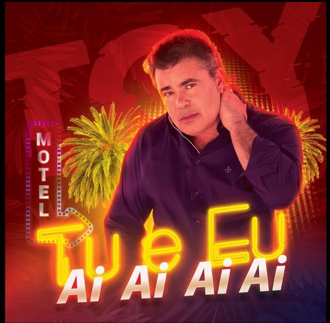 'Tu e eu ai ai ai ai' é o novo single de Toy