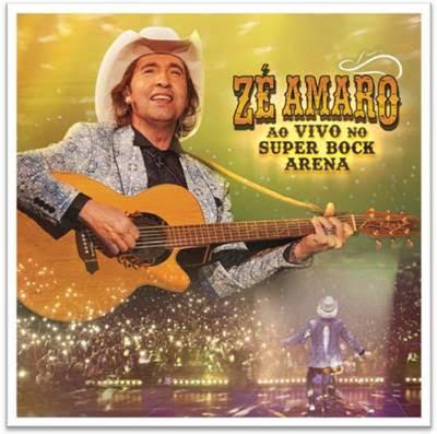 Zé Amaro edita em CD, CD+DVD /e PEN USB