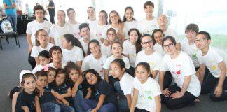 Meninos Cantores da Trofa prestam homenagem a Matilde Rosa Araújo