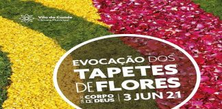 Vila do Conde evoca Tapetes de Flores com várias iniciativas