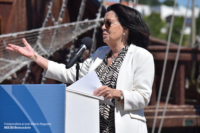 Elisa Ferraz anuncia recandidatura a Vila do Conde