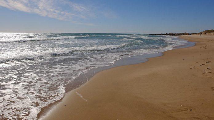 Desaconselhada a ida a banhos na praia da Lagoa na Póvoa de Varzim