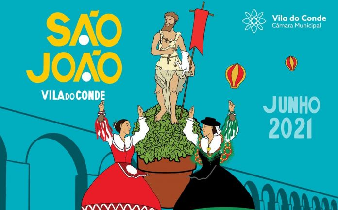 """S. João em Vila do Conde: """"Em casa fazemos a festa"""""""