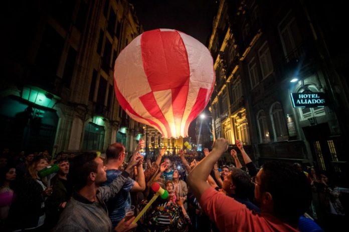 São João no Porto com três zonas de diversões mas sem concertos e fogo-de-artificio