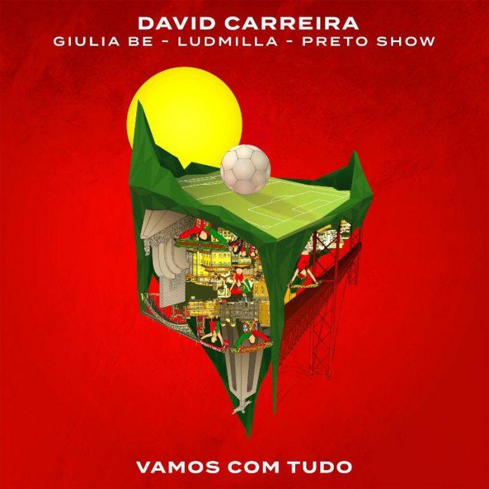 David Carreira revela hoje tema oficial da seleção nacional para o euro 2020