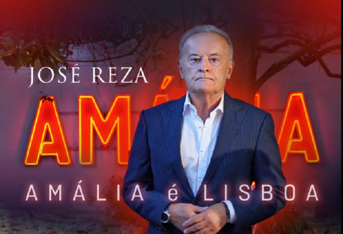 José Reza apresenta 'Amália é Lisboa'
