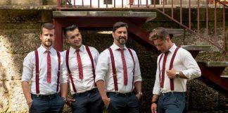 """4 Mens vão participar na novela """"Amor Amor"""""""