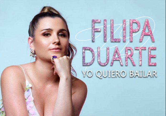 Filipa Duarte lança 'Yo quiero bailar'