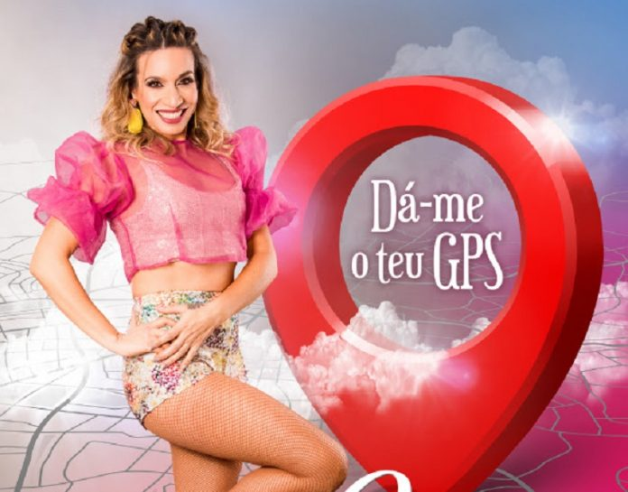 Dá-me o teu GPS, canta Joana