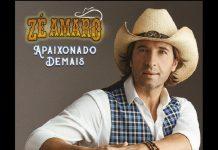 """Apaixonado demais"" novo single de Zé Amaro"
